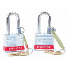 Tool, Lockout Padlocks Red (Set of 2) P764327-596