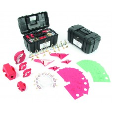 Medical Lockout Tag Out Safety Kit