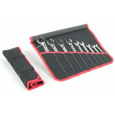 Tool, Wrench Set, Combination SAE 9-piece